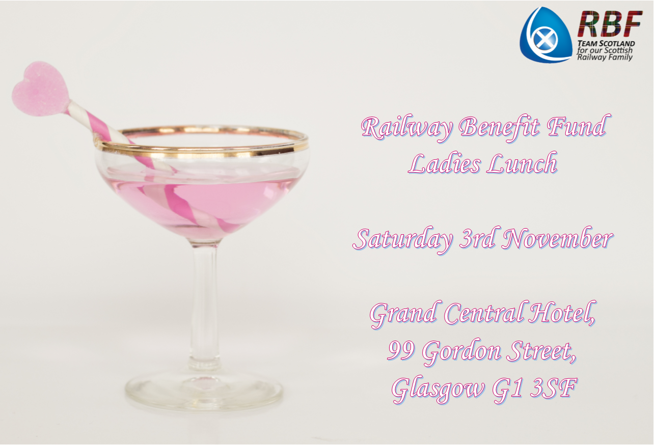 Scottish Committee Ladies Lunch Ticket